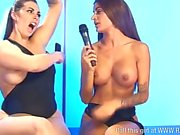 Paige Turnah & Preeti Young together pt2