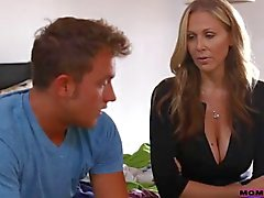 MTS - Your Stepmom Is Watching w Julia Ann n