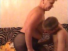 Moden Kvinde & Ung Fyr (Danish Title)(Not Danish Porn) 17