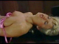 Ретро Классические - Фиолетовая Satin колготки Sex