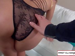 FirstClassPOV - Aaliyah Love sucks and fuck a big cock