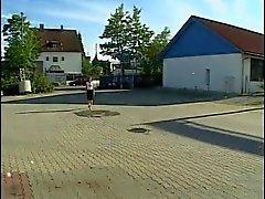 Leuk Duitse meisje krijgt Gangbanged - Cireman