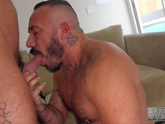 Alessio Romeros knullar Alex i Mason bareback