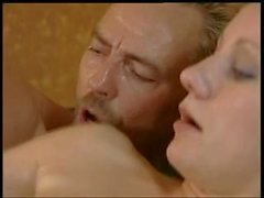 Two hot german babes on a hard dicks hunt