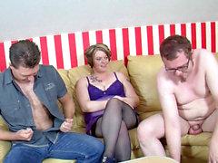 Ehefrau Flotter Dreier Hubby Film