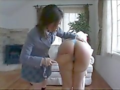 Asian Schoolgirl Makes Teacher Lesbian Pet Part 12