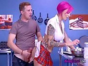 Busty Teacher Anna Bell Peaks Seduces Hung Student