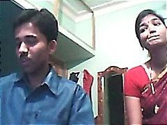 Amateur indischen couple