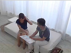 Game show cuckold housewife and a youthful dude 04