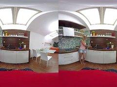 VR Bangers - Violette Pink Analys knulla grannen nästa dörr