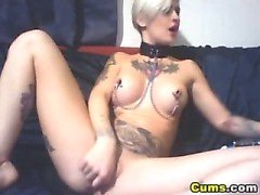 Tattoo Bambina Massive del Dildo Collection Video ad alta