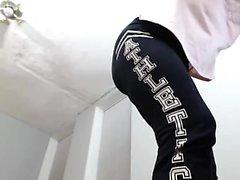 Doppel Teen Webcam Striptease