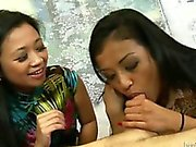 Mothers Teaching Daughters How To Suck Cock #14