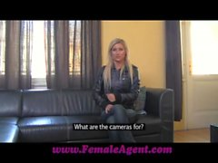 FemaleAgent See what an agent sees