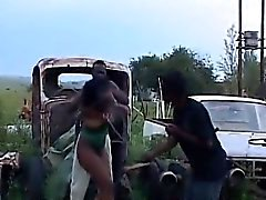Bdsm HornyAfrican Tenn Abused Hot Dreier