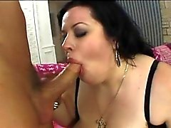 BBW Desiree Devine Enfoncer Doggie Style