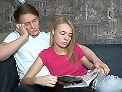 Gli studenti Adorable l'amore feste