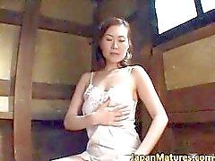 Mature Baby Mina Toujou geht Teil2