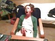 Versteckte Nocken sich unbeholfen groß Orgasmus nicht meine Schwester am PC