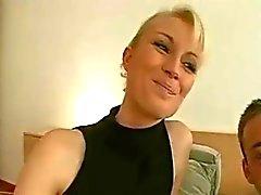 Big Ass Sexy Blonde Duitse meisje Jessica