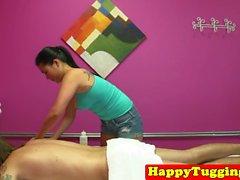 Massage Blowjob Asiatisch Real English Subtitles,