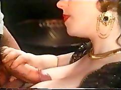 Винтажный грудастая Sex - Busen Классический