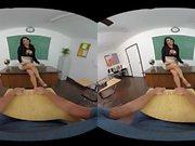 Naughty Teacher VR -- Romi Rain -- naughtyamericavr