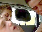 Twinks Geschlecht Homosexuell porn videos bumsen Der Anhalter !