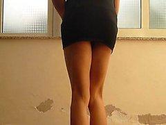 Jessykyna klänningen dask - cross