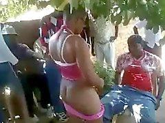 puttana africane che scopano la strada