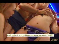 Amateur hoş bir Çinli kızların eğlenmek
