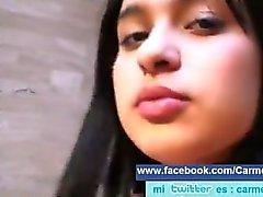 Carmen Analia Apani Kanpa follada por su marido Lucho Navarrete en pos Toda