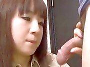Big cocks to please cock sucking Hitomi Fujihara