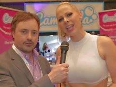 """"""" Kaikki Enintään Sisä Pornoa """" - Seksikäs ja hauskaa hassu pornosivustoja tähtien 2,016 tuhat AVN Expo Vegasissa !"""