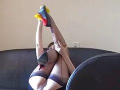 espiar a empregada doméstica impertinente
