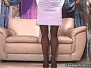 Sexy Sekretariat Liz bekommt von versauten Teil 4 gefesselt