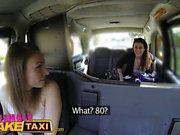 Fake Taxi Femmina Babe ungherese scende e sporca