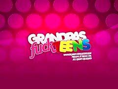 Grandpa Oldman Black HOT Teen