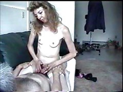 Bir seçici Pooki , Lori ile Pert sürtük, bir yaşlı adamın Dong yapar