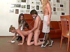 esclavas de acoplamiento