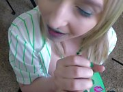 SHE SWALLOWS IT Amateur Cum Swallowing Compilation LOA's Best POV Scenes!