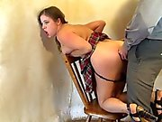 Naughty Babysitter gets Anal-Erin Electra, ElectraChrist