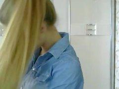 Фантастическая Блондинка Прическа и Hairplay, длинные волосы, волосы