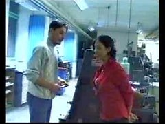 Bir Hint - Patron hanım darbelerin ve sikikleri işçi