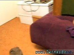 Геев Twinks увлажняющие в штаны и милые анальные кино Закрыть вверх
