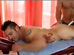 Uma massagem versátil.