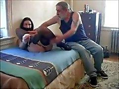 Cinta amordazado y Vibrador Bondage