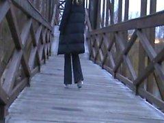 Me and my platform heels