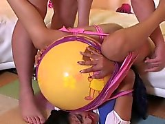 Brunette che Servizio Babysitter si fa scopare Weirdly dal suo capo