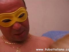 Italienischer mollig Ehefrau Cicciottella